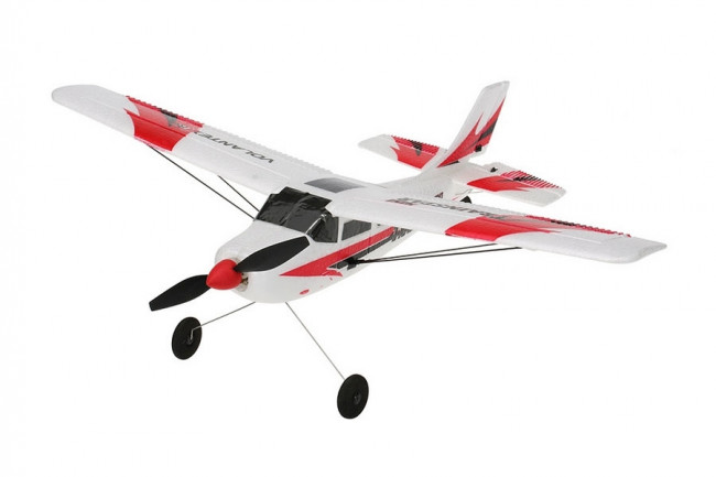 Volantex Trainstar Mini Park Flyer Plane 400mm 3CH with Gyro Ready To Fly