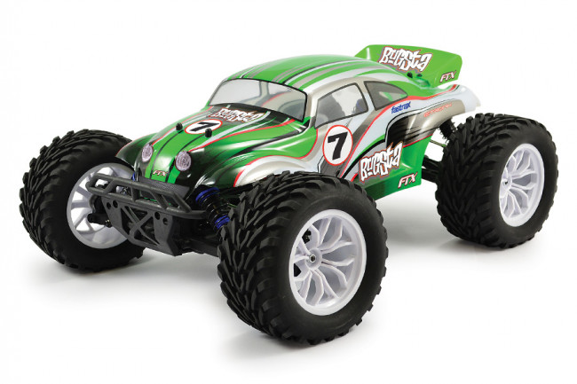 FTX Bugsta VW Beetle Brushless Electric High Speed Off Road Buggy 4WD RTR 2.4Ghz