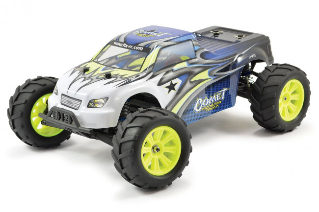 FTX Comet Ready-To-Run 1/12th Scale 2WD Electric RC Monster Truck