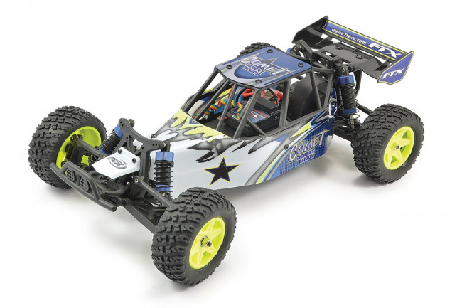 FTX Comet Ready-To-Run 1/12th Scale 2WD Electric RC Desert Cage Buggy
