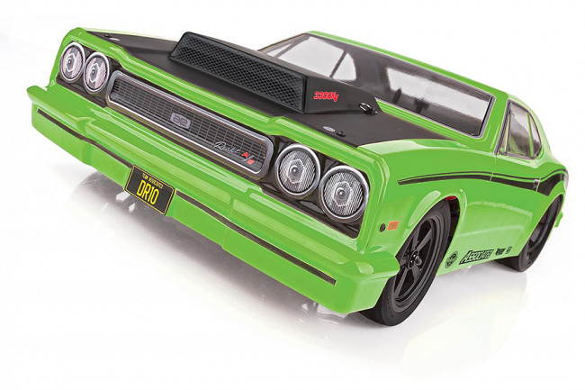 Team Associated DR10 Drag Race Racer RC RTR (no Batt) Car – Green