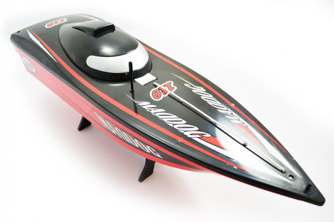 Mad Dog RTR High Speed Racing Boat 2.4GHz