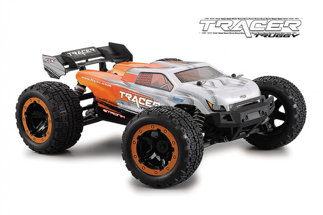 FTX 1/16 Tracer 4WD RC RTR Electric Truggy Truck - Orange