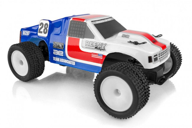 Team Associated AE Qualifier Series RC28T Race Truck 1:28 Scale