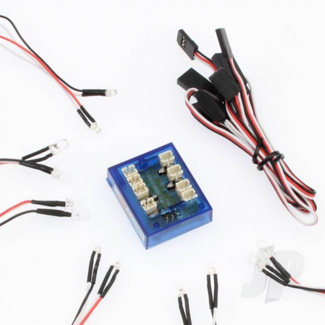 GT Power Control Car LED
