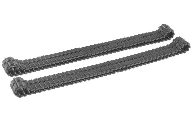 Linked Caterpillar Tracks for Hobby Engine Premium Label 1/16th Scale Tanks