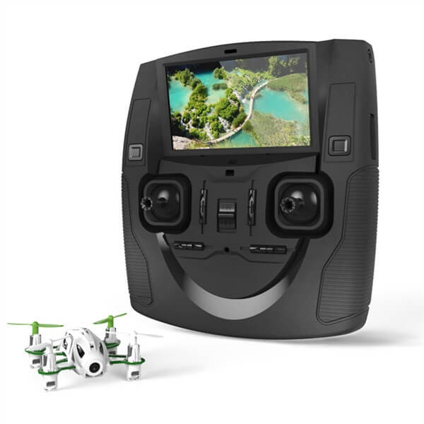 Hubsan Q4 Nano FPV Quadcopter with 720P HD Camera & Altitude Hold