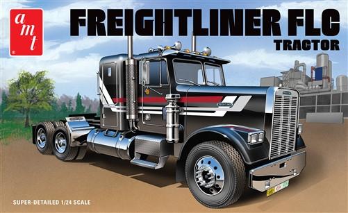 AMT 1:25 Freightliner FLC Semi Tractor American Truck Plastic Kit