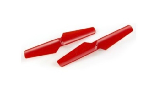 Twister Quad Main Blades Red - Pack of 2
