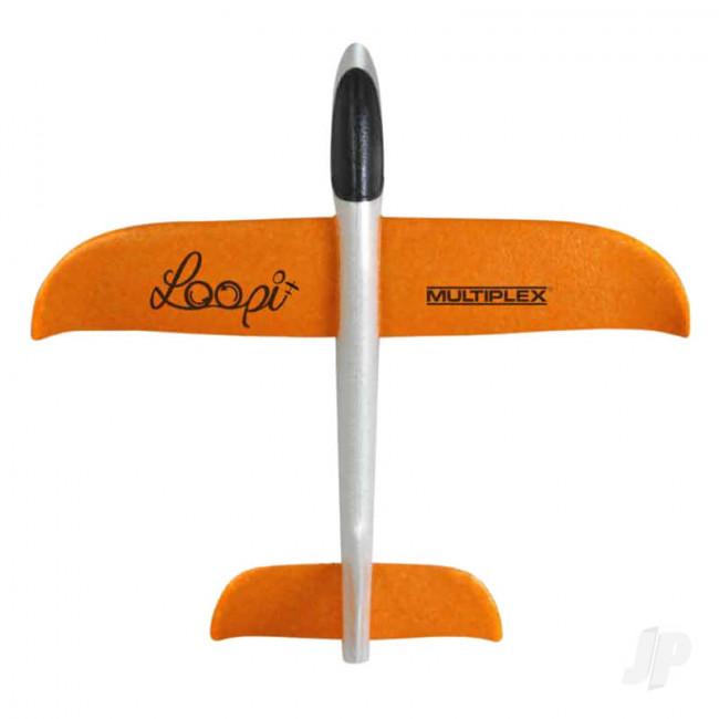 Multiplex LOOPI Free-flight model