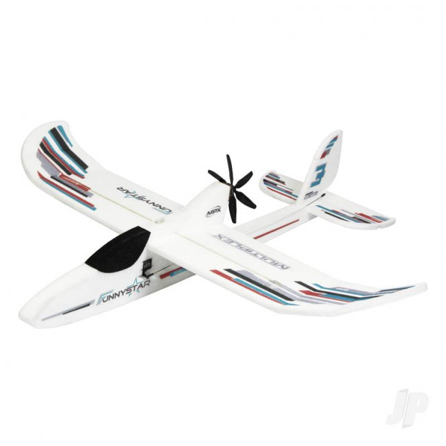 Multiplex Funnystar BK+ Plus ARTF (no Tx/Rx/Batt) - RC EPP Trainer Model Plane