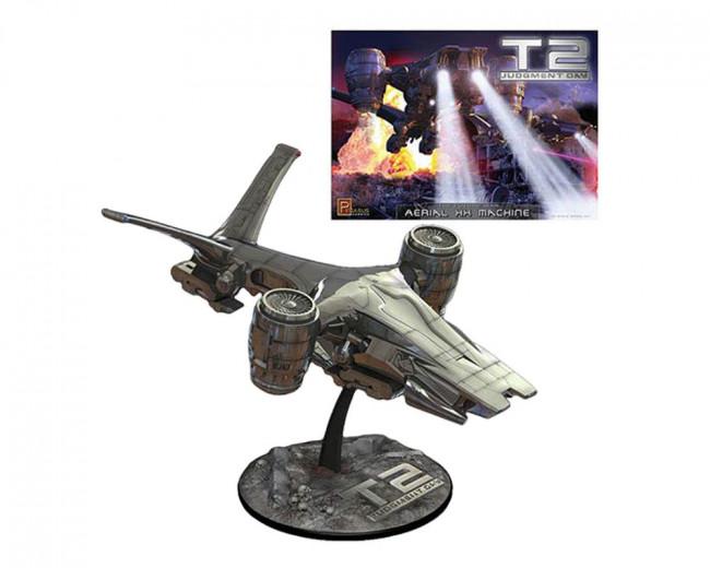 Terminator 2 Aerial Hunter Killer Machine 1:32 Pegasus Hobbies Plastic Kit 9016