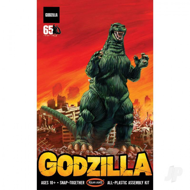 Polar Lights Godzilla (Snap) Plastic Kit