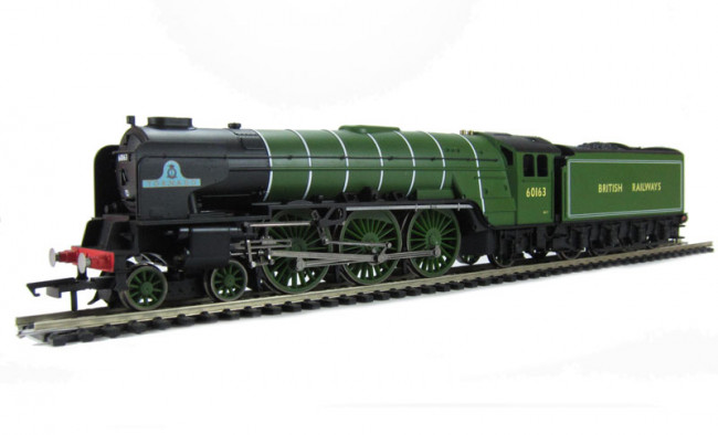 Hornby 4-6-2 Tornado Peppercorn Class A1 Train Loco - DCC Ready