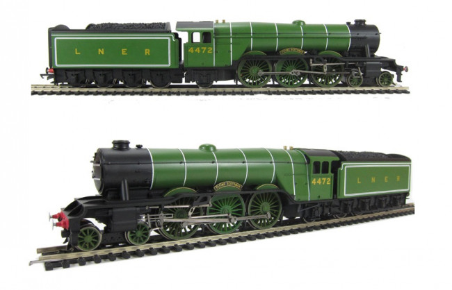 LNER 4-6-2 Flying Scotsman A1 Class Loco, Green, DCC Ready - Hornby R3086