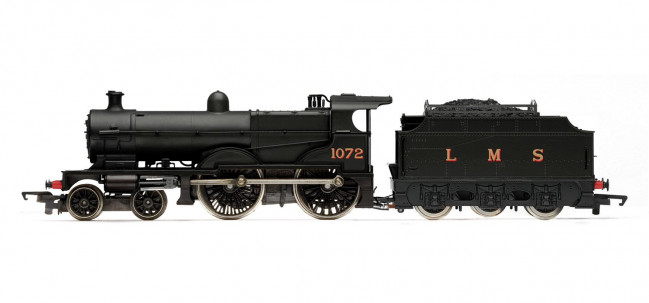 LMS 4-4-0 Compound with Fowler Tender - Hornby Railroad Locomotive R3276
