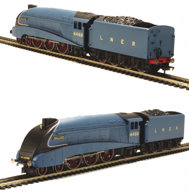 LNER 4-6-2 'Mallard' A4 Class - Hornby Railroad Locomotive R3371