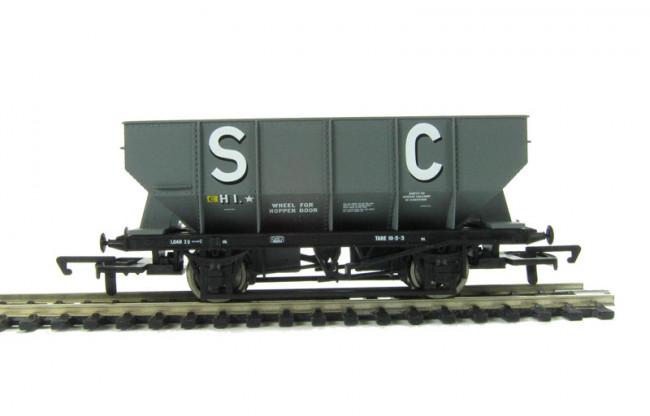 Hornby Trains - R6566 NE 20 Ton Hopper Freight Wagon - 00 Gauge