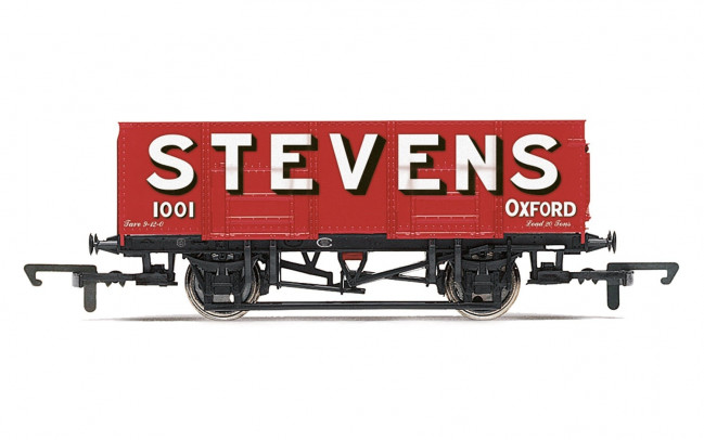 21 Ton Mineral Wagon,  Stevens of Oxford, Era 3 - Hornby 00 Gauge R6841