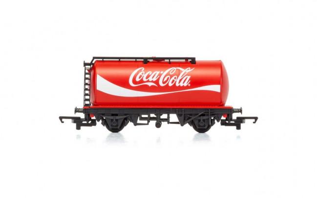 Tank Wagon Coca Cola - Hornby 00 Gauge