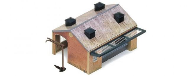 Hornby Accessories R8002 Goods Shed Kit - 00 Gauge Model Trains
