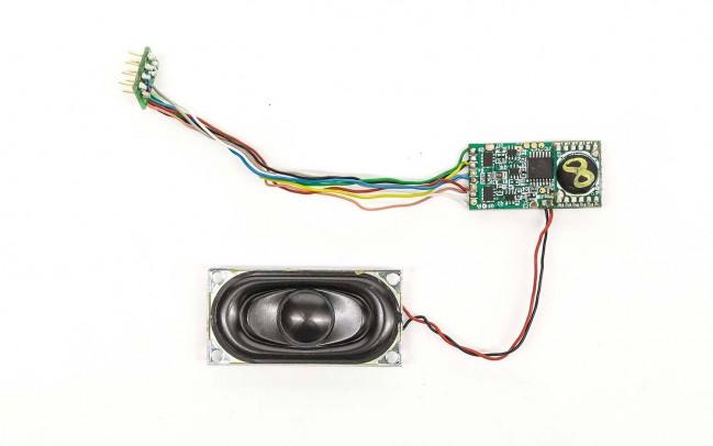 R8118 TTS Digital Sound Decoder: Class 20 - Hornby DCC Train Accessory