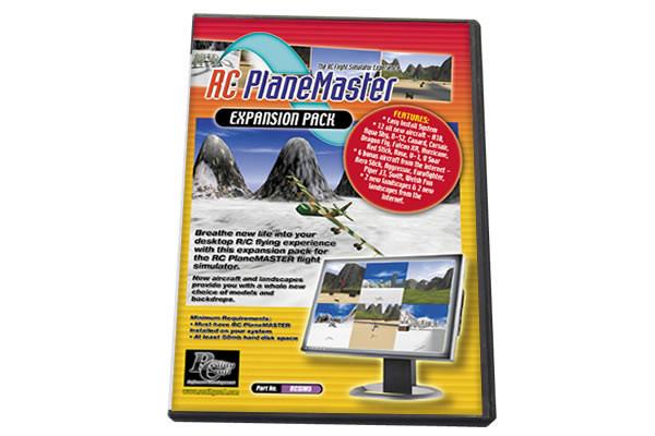RC Plane Master Flight Simulator Expansion Pack