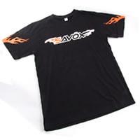 Savox T-Shirt Black (Large)