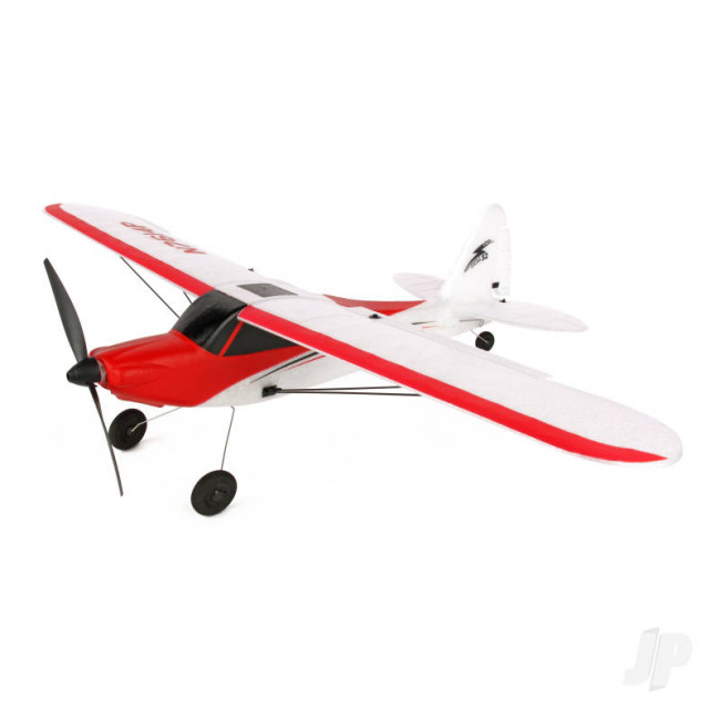 Sport Cub 500 RTF Sonik RC 4-Channel Trainer Aircraft with Gyro Flight Stabilisation – Great for beginners!