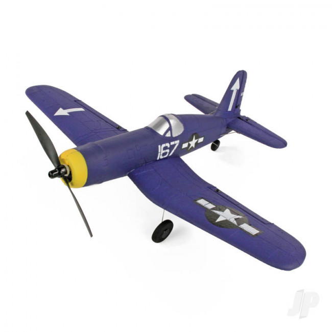 Sonik F4U Corsair 400 RTF RC Warbird Model Aeroplane with Gyro Stabilisation
