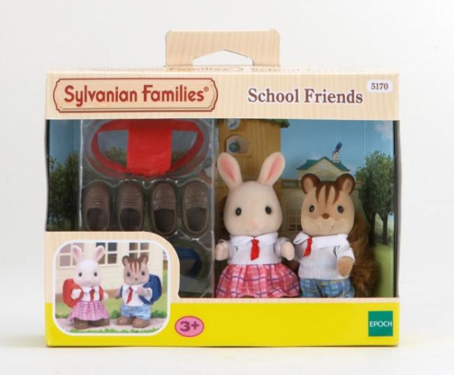Sylvanian Families - School Friends Set - 5170