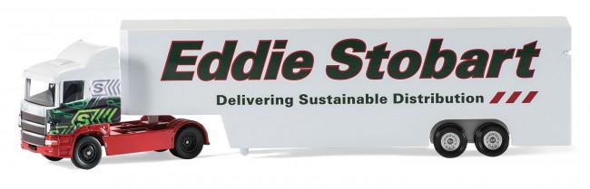 Corgi Toys Eddie Stobart Box Lorry 1:64 Scale Diecast Truck TY86659