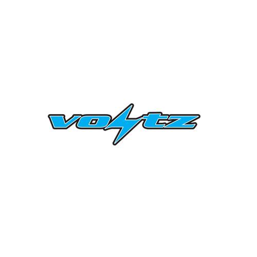 Voltz 5000mAh 2S 7.4V 50C LiPo RC Battery w/EC5 Connector Plug
