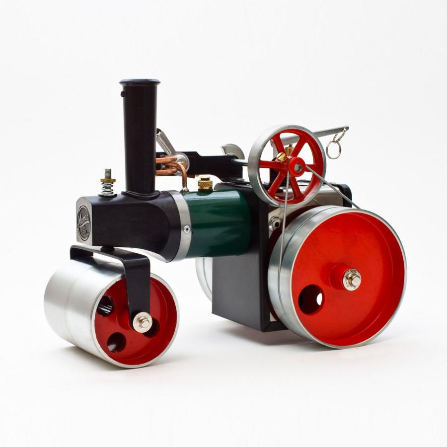 Mamod SR1A Working Live Steam Roller, Ready Built Model ...