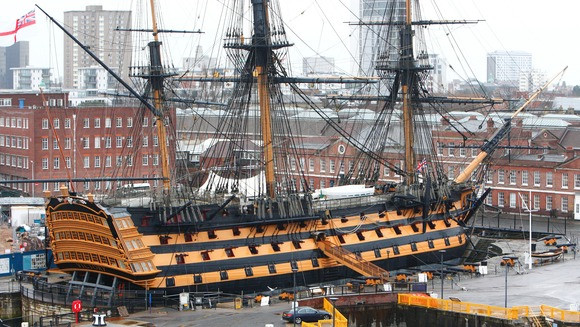 mantua h m s victory wooden ship kit scale 1 200 lord nelson 39 s flagship. Black Bedroom Furniture Sets. Home Design Ideas