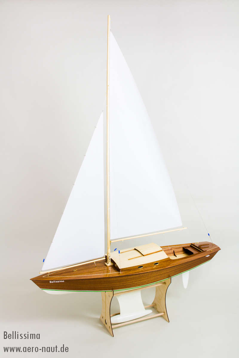 Keel Ballast Kit for Aero-Naut Bellissima Radio Control Sailing Yacht