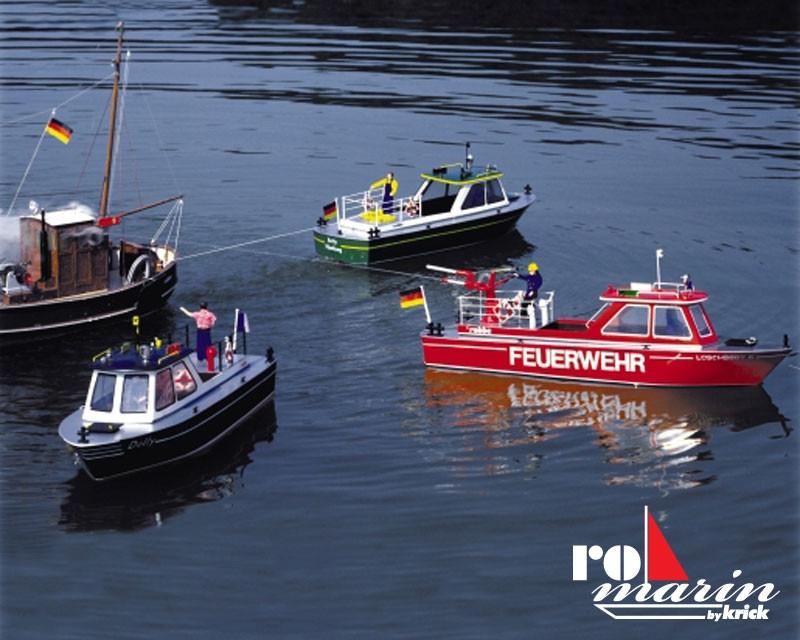 Boats - Radio Control