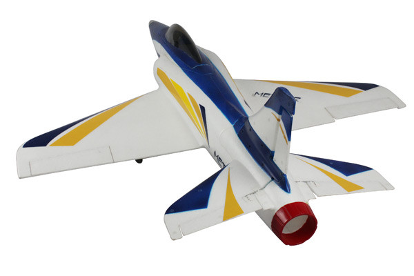 Dynam Meteor 70mm Ducted Fan Electric Jet V2 with Retracts ARTF no  Tx/Rx/Battery