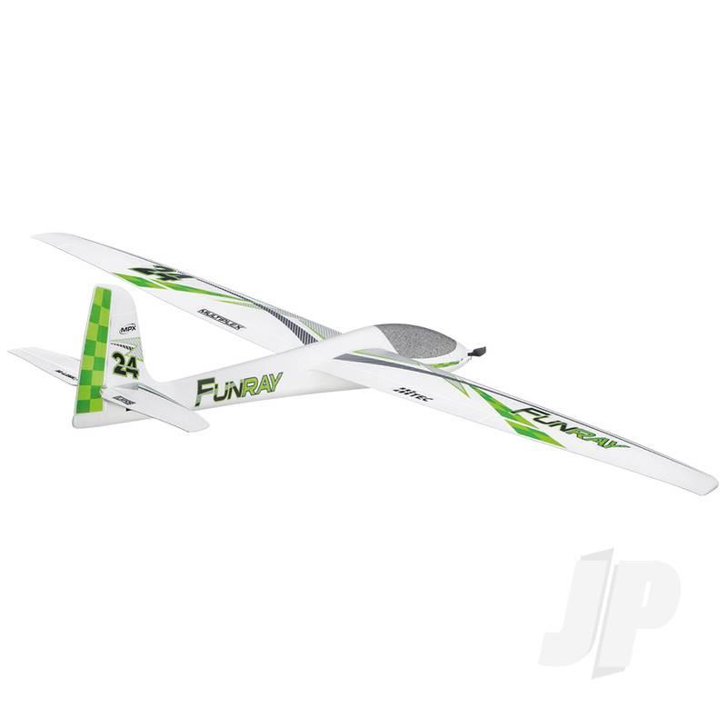 MPX214334 Multiplex Funray RC Glider Kit