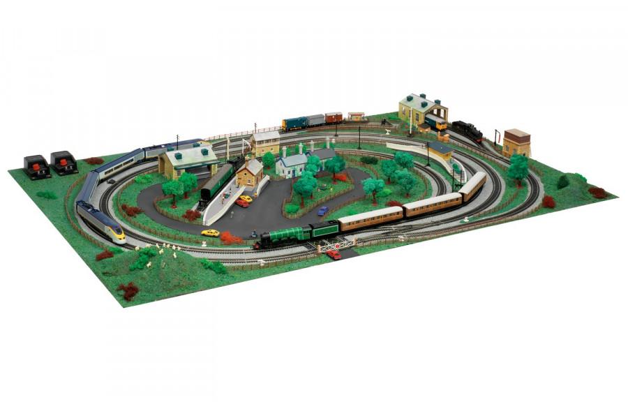 Trakmat Diorama Layout Mat Hornby 00 Gauge Accessory R8217