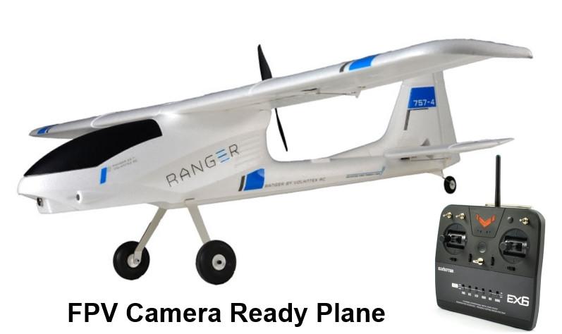 Volantex UAV Ranger FPV Camera Ready Plane RTF 1400mm with ...