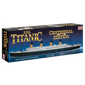 Minicraft RMS Titanic Centennial Edition 1:350 Scale Museum Quality Plastic Kit