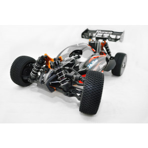 HoBao Hyper SS 1/8 Nitro Buggy RTR, 6-Port Mach 28 Engine, 2.4GHz Radio
