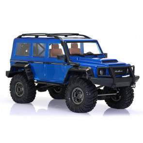 HoBao DC1 4WD Trail Crawler RTR 1:10 RC Truck with Blue Bodyshell