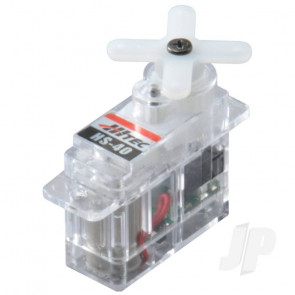 Hitec HS40 Ultra Nano Super Light Servo