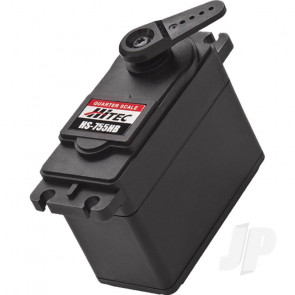 Hitec HS755HB Quarter Scale Karbonite Geared Servo