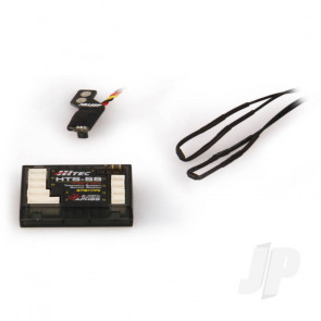 Hitec HTS-SS Basic Telemetry Acro Pack (55845) For RC Aircraft