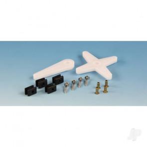 Hitec Mega HD Horn & Hardware Set (56318)