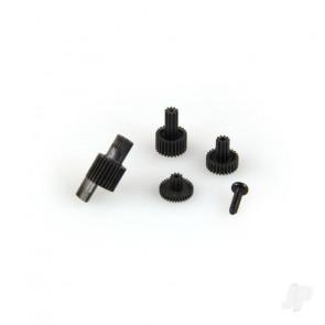 Hitec HSA5076HB Karbonite Gear Set (No 1st Gear)