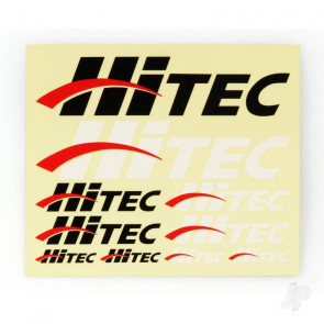 Hitec Decal Sheet